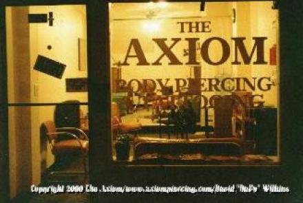 The old Axiom